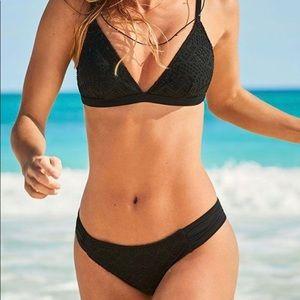 Black 2 piece Bikini from AdoreMe